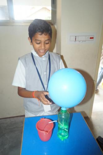 Science demonstration